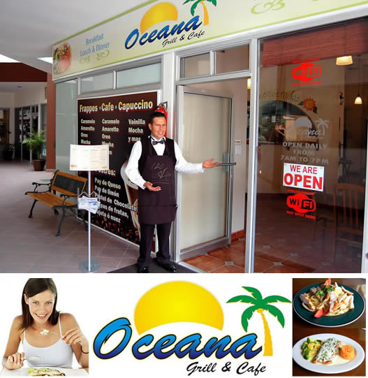 Oceana Grill and Cafe
