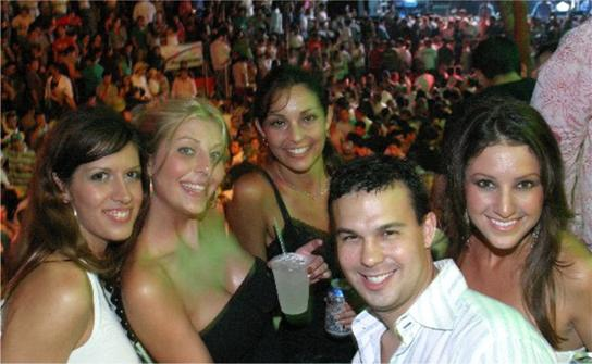 Rosarito girls